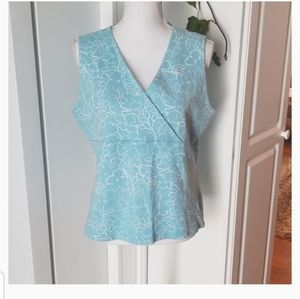 6/$30 croft & Barrow top